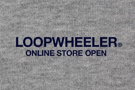 Loopwheeler online store openening